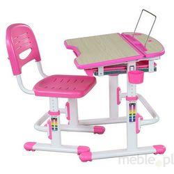 Biurko dziecięce Cura Pink