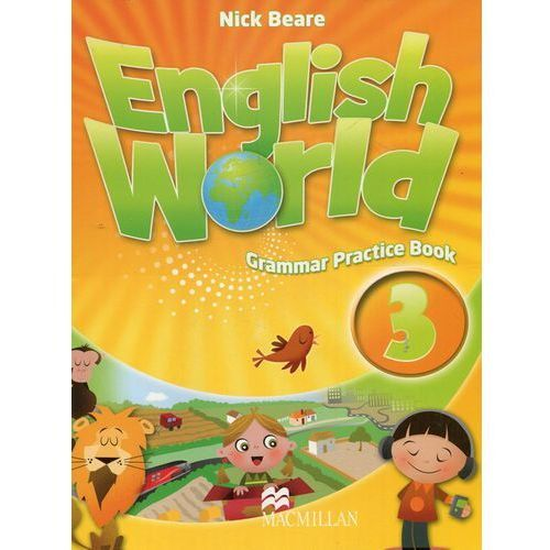 English World 3, Grammar Practice Book (opr. broszurowa)
