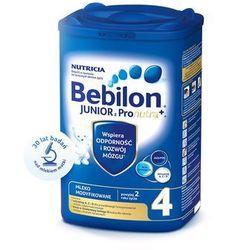 Bebilon Junior 4 z Pronutra+, mleko modyfikowane, proszek 800g