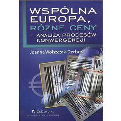 Wspólna europa różne ceny (opr. miękka)