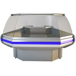 Lada chłodnicza narożna MAWI NCHIM-Z 1.4 151cm