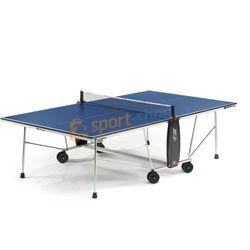 Stół tenisowy Sport 100 Indoor Cornilleau (niebieski)