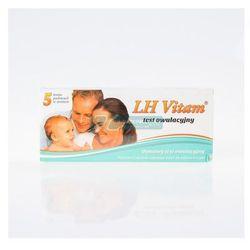 Test owulacyjny LH VITAM 1 opakowanie (5 testów)