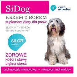 SIDOG SILOR+B 300ML - KRZEM Z BOREM