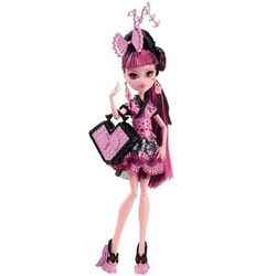 Monster High Upiorna wymiana Draculaura