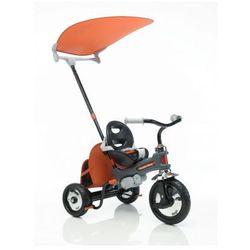 Rowerek trójkołowy Azzurro czerwony Zapisz się do naszego Newslettera i odbierz voucher 20 PLN na zakupy w VidaXL!