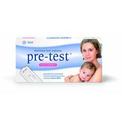 PRE-TEST test ciążowy płytkowy 1szt