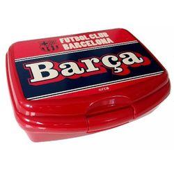 Śniadaniówka lunchbox FC BARCELONA