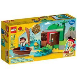 Lego DUPLO Jake i poszukiwany skarb 10512