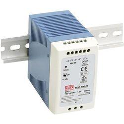 Zasilacz na szynę DIN Mean Well MDR-100-24, 4 A, 96 W, 1 x