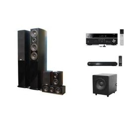 YAMAHA RX-V679 + BD-S477 + TAGA BLUE - Kino domowe - Autoryzowany sprzedawca