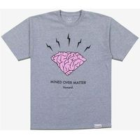 koszulka DIAMOND - Headstrong S/S Heather Grey (HTGR)