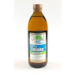 Olej lniany budwigowy BIO 500ml 10-stopniowy - 500ml