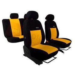 Pokrowce samochodowe ELEGANCE Żółte Hyundai i40 od 2011 - Żółty