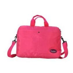 Paso, Torba na laptop, Różowa Darmowa dostawa do sklepów SMYK