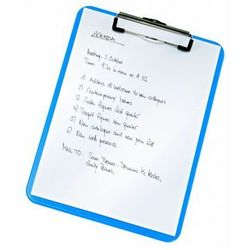 Deska z klipem LEITZ Bebop A4 niebieska