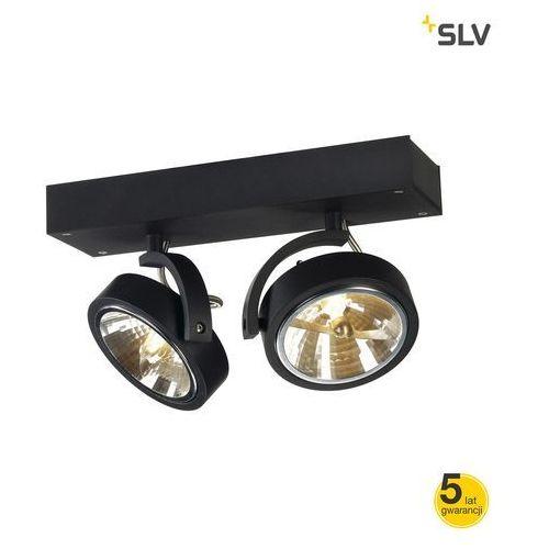 Lampa Sufitowa Kalu 2 2x50w Czarny Mat Spotline Kod