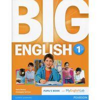 Big English 1. Podręcznik + MyEnglishLab (opr. miękka)