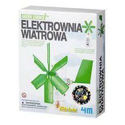 Green Science Elektrownia wiatrowa