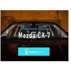 Mazda CX-7 - Zestaw Premium Oświetlenie wnętrza LED - 6 żarówek