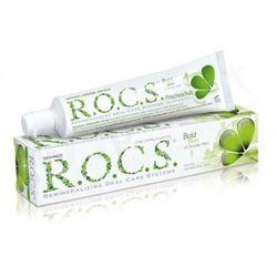 ROCS Double Mint - Miętowa pasta do zębów remineralizująca