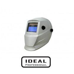 IDEAL Przyłbica automatryczna spawalnicza samościemniająca ADF500T SILVER