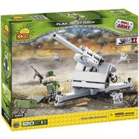 Small Army Flak 36/37 2343 Klocki Cobi + zakładka do książki GRATIS
