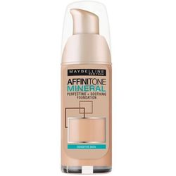 MAYBELLINE AFFINITONE MINERAL PODKŁAD DO TWARZY LIGHT HONEY 45