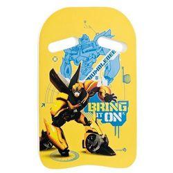 Vision One, Transformers, Deska do pływania, żółta Darmowa dostawa do sklepów SMYK