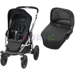 Wózek wielofunkcyjny Mura Plus 4 Maxi-Cosi (black raven)