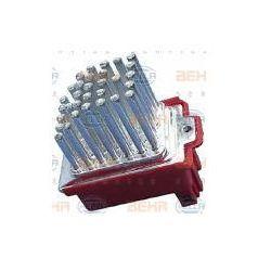 HELLA Regulator, wentylator nawiewu do wnętrza pojazdu - 5HL351321-591