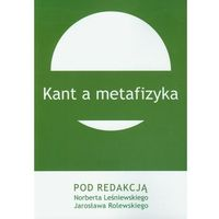 Kant a metafizyka - No author - ebook