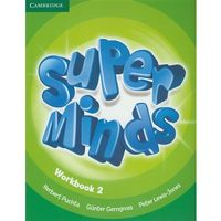 Super Minds 2 Workbook (opr. miękka)