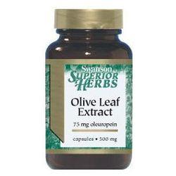 Liść oliwny 60 kapsułek