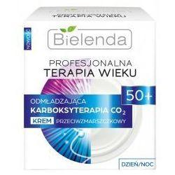 Bielenda PTW Odmładzająca Karboksyterapia CO2 50+ (W) krem przeciwzmarszczkowy do twarzy na dzień/noc 50ml