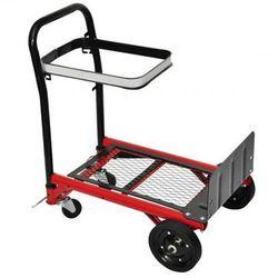 Wózek platformowy składany Zapisz się do naszego Newslettera i odbierz voucher 20 PLN na zakupy w VidaXL!