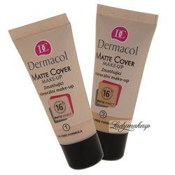 Dermacol - Matte Cover - Podkład matujący-3