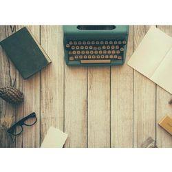 tablica suchościeralna 220 maszyna do pisania