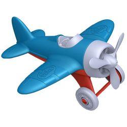 Samolot niebieskie skrzydła