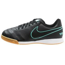 Nike Performance TIEMPO LEGEND VI IC Halówki black/hyper turquoise
