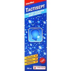TACTISEPT Płyn do płukania jamy ustnej 250 ml