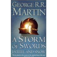Song of Ice and Fire 3: A Storm of Swords (opr. miękka)