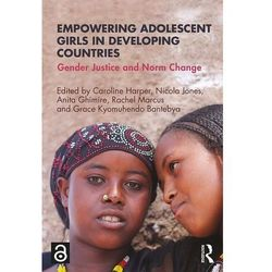 Empowering Adolescent Girls in Developing Countries (opr. miękka)