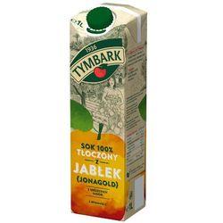 Sok 100% z tłoczonych jabłek jonagold 1 l Tymbark