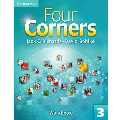 Four Corners 3: : Workbook (opr. miękka)