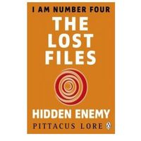 I Am Number Four: The Lost Files: Hidden Enemy (opr. miękka)