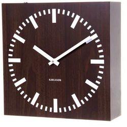 Zegar ścienny Double Sided by Karlsson