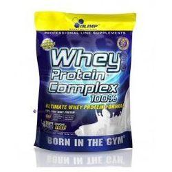 Olimp Whey Protein Complex Truskawka odżywka białkowa o smaku truskawkowym 700g