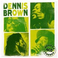 Reggae Legends - Brown, Dennis (Płyta CD)