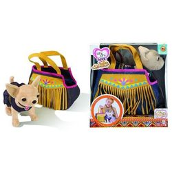 Zabawka SIMBA 105895102 Piesek Chi Chi w Torbie Indyjskiej